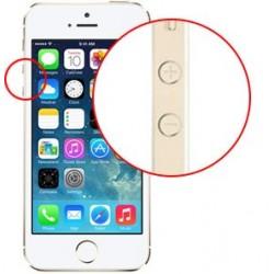 Riparazione Tasti Volume per iPhone 5S