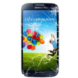 Sostituzione LCD & Touch Screen Rotto per Galaxy S4