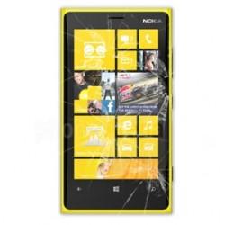 Sostituzione Vetro Rotto per Lumia 920