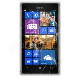 Sostituzione Vetro Rotto per Lumia 925