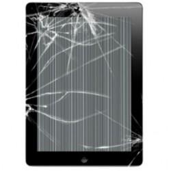 Sostituzione LCD & Touch Screen Rotto per iPad 2
