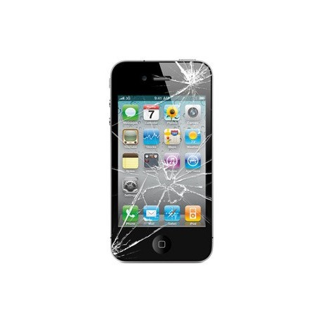 Riparazione TOUCH SCREEN + LCD iPhone 4 4S
