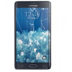 Sostituzione LCD & Touch Screen Rotto per Galaxy Note Edge